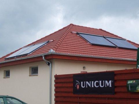 Olcsó fűtés, energiatakarékos napkollektoros fűtés