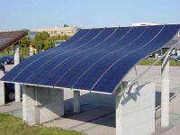 Vekonyfilm napelemes rendszer