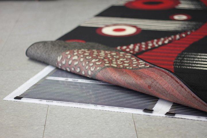 Legolcsóbb fűtés a szőnyeg alá