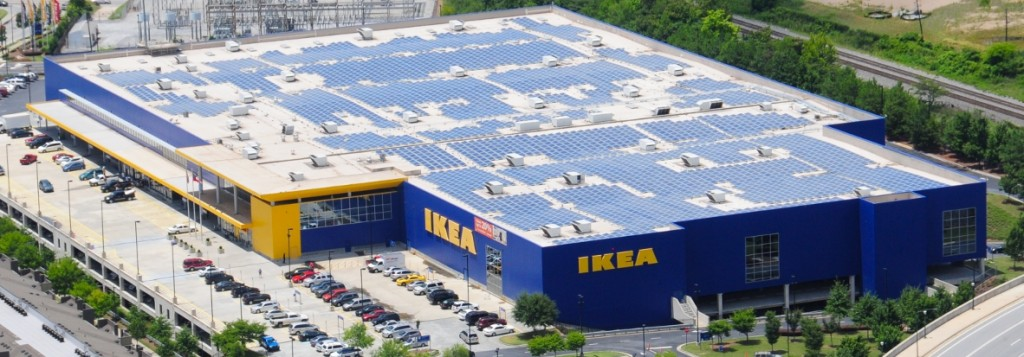 Ikea-napelemek