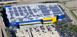 IKEA  napelemes rendszer Bloomington Minnesota