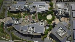 google napelemes rendszer
