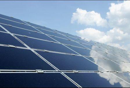 napelemrendszer