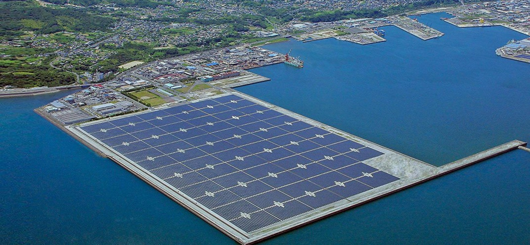 Japán áttár a napelemre