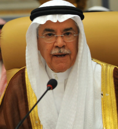 Ali al-Naimi bejelentése a megújuló energia mellett