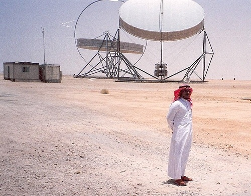Szaud-Arábia megújuló energia hasznosítása - több olajexportáláshoz vezet