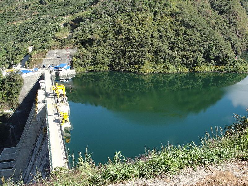 Megújuló energia - Vízerőmű Costa Ricában