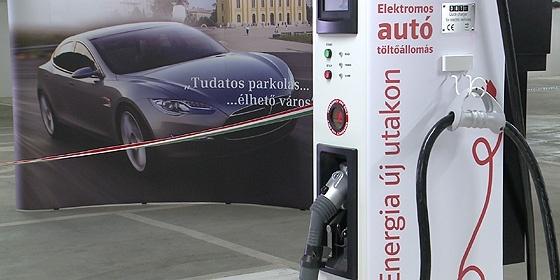 Elektromobilitás Magyarországon