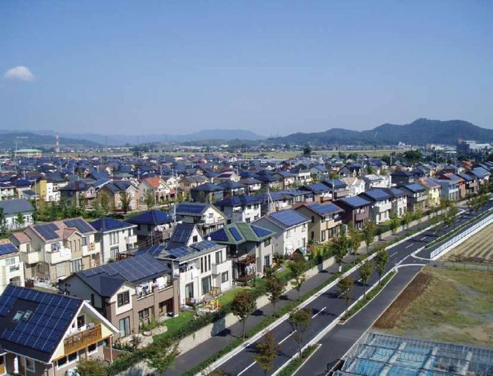 Nemcsak a németek gondolkodnak előre a megújuló energia arányának növelésében.