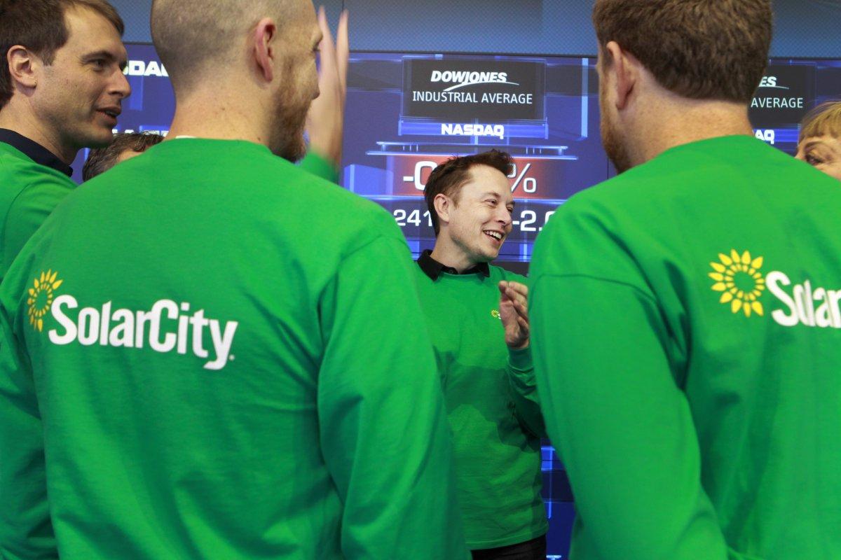 Elon Musk - Solarcity a siker útján.
